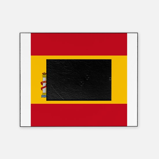 Flag of Spain Picture Frame