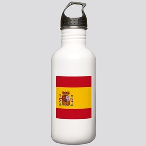 Flag of Spain Sports Water Bottle