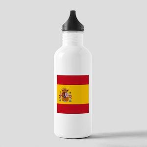 Flag of Spain Sports Water Bottle