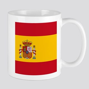 Flag of Spain Mugs