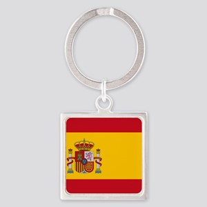 Flag of Spain Keychains