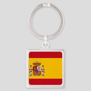 Flag of Spain Keychains