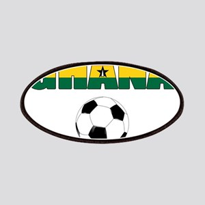 Ghana soccer Patches