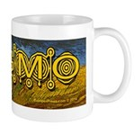 No Gmo Crop Circle 2 Mugs