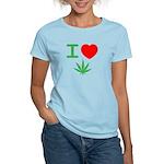 I heart weed T-Shirt