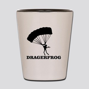 The DRÄGERFROG Shot Glass