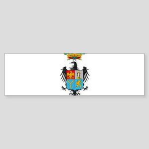 palermo_prov_coa_n6393 Bumper Sticker