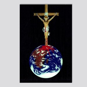 The Blood (Revelation 1:5 Postcards (Package of 8)