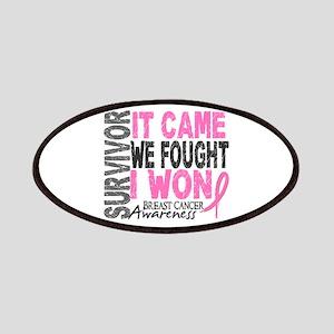 Breast Cancer Survivor 2 Patches