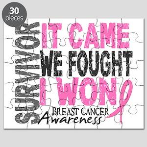 Breast Cancer Survivor 2 Puzzle