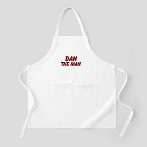 Dan The Man Apron