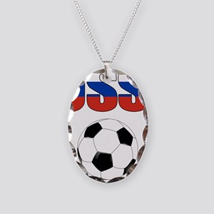 Russia soccer Necklace