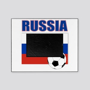 Russia soccer Picture Frame