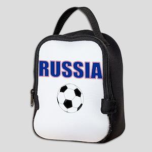 Russia soccer Neoprene Lunch Bag