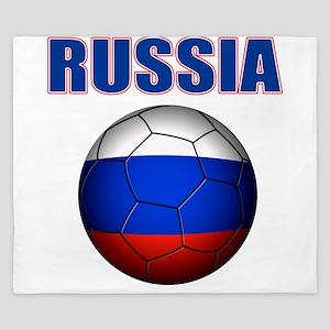 Russia soccer King Duvet