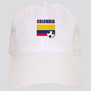 Colombia futbol soccer Baseball Cap