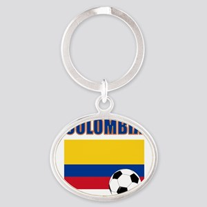 Colombia futbol soccer Keychains