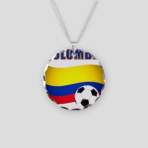 Colombia futbol soccer Necklace
