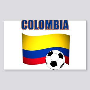 Colombia futbol soccer Sticker