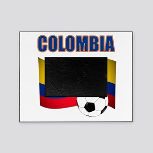 Colombia futbol soccer Picture Frame