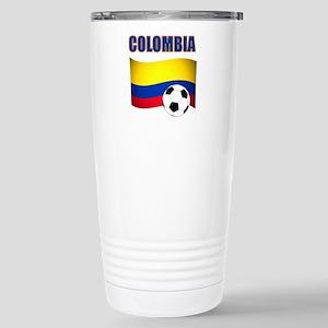 Colombia futbol soccer Travel Mug