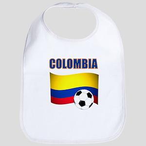 Colombia futbol soccer Bib