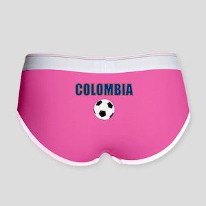 Colombia futbol soccer Women's Boy Brief