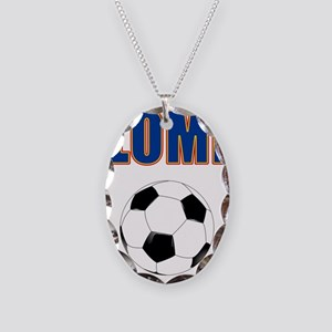 Colombia futbol soccer Necklace