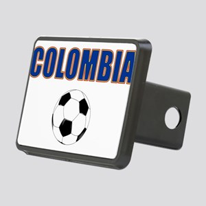 Colombia futbol soccer Hitch Cover