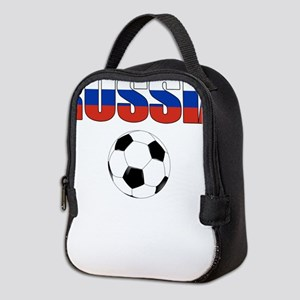 Russia soccer Neoprene Lunch Bag