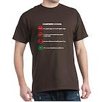 Campsite Rules (short)t-Shirt