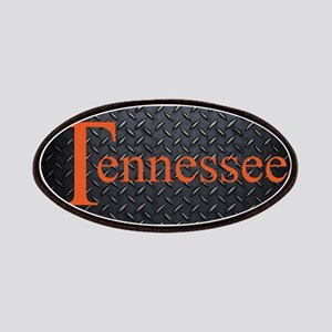 Tennessee Diamond Plate Patches