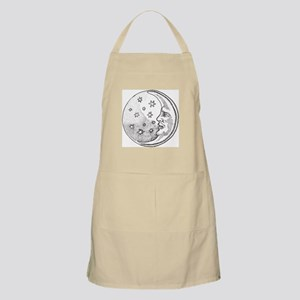 Man in the Moon Apron