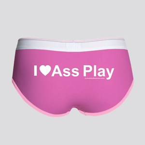 Ass Play Women's Boy Brief