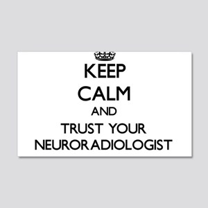 Keep Calm and Trust Your Neuroradiologist Wall Dec