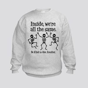 SAME INSIDE Kids Sweatshirt