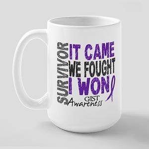 GIST Survivor 2 Large Mug