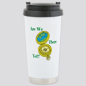 Are We There Yet? Travel Mug
