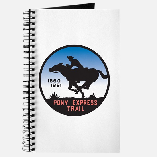 The Pony Express Journal