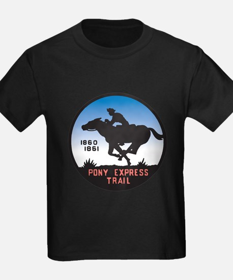 The Pony Express T