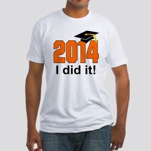 2014 I did it! Fitted T-Shirt