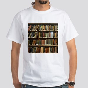 Bookshelves T-Shirt