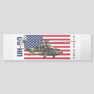 UH-60 Black Hawk Bumper Sticker
