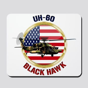 UH-60 Black Hawk Mousepad