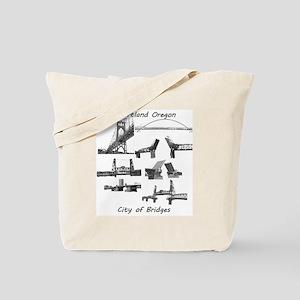 Bridge City Tote Bag