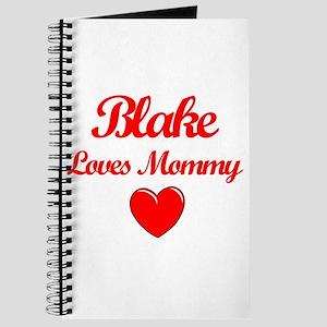 Blake Loves Mommy Journal
