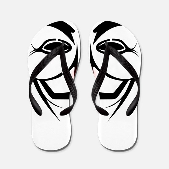 Anonymous Alcoholic Flip Flops