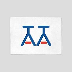 Alcoholics Anonymous Netherlands Logo 5'x7'Area Ru
