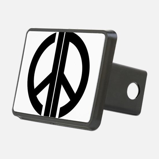 AA Peace Symbol Hitch Cover