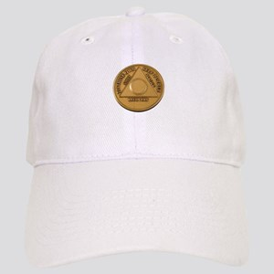 Alcoholics Anonymous Anniversary Chip Baseball Cap